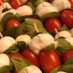 Tomate Mozarella Sticks